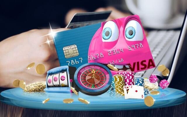 ベラジョンカジノのVISAカード入金方法