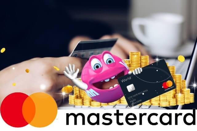 ベラジョンカジノのMasterCard(マスターカード)入金の概要