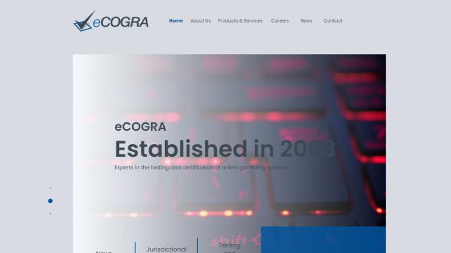 オンラインカジノの第三者機関【ecogra】